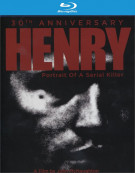 Henry: Potrait of a Serial Killer- 30th Annivsary Edition Blu-ray