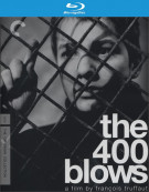 400 Blows, The Blu-ray