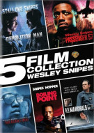 5 Film Collection: Wesley Snipes Movie