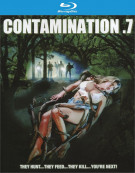 Contamination .7 Blu-ray
