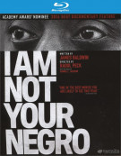 I Am Not Your Negro Blu-ray