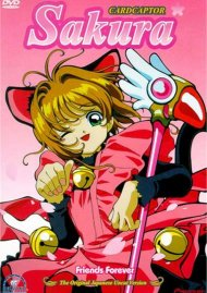 Cardcaptor Sakura: Friends Forever - Volume 3 Movie