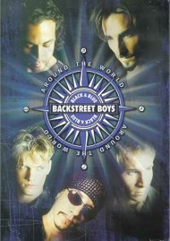 Backstreet Boys: Around The World - Black & Blue Movie