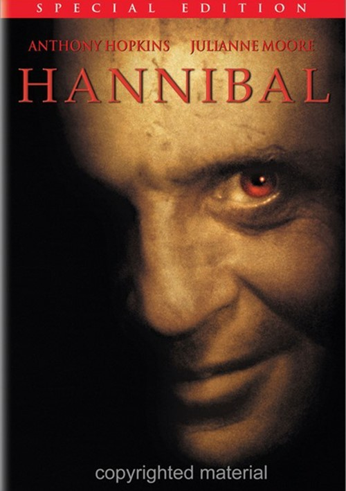 Hannibal (Widescreen) Movie