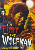 Fury Of The Wolfman, The (Alpha) Movie