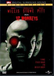 12 Monkeys (DTS) Movie
