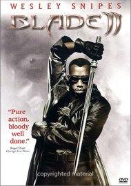 Blade II: Single Disc Edition Movie