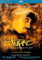 Tupac: Resurrection (Fullscreen) Movie
