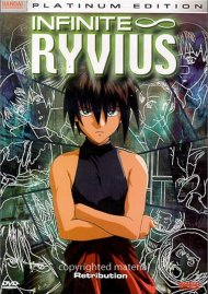 Infinite Ryvius: Volume 5 - Retribution Movie