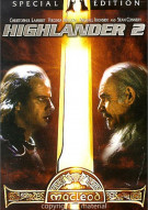 Highlander 2: Special Edition Movie