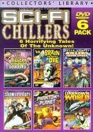 Sci-Fi Chillers (6 DVD Box Set) (Alpha) Movie