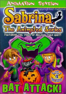 Sabrina, The Animated Series - Bat Attack! Movie