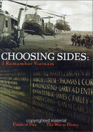 Choosing Sides: I Remember Vietnam Movie