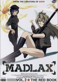 Madlax: Volume 2 - The Red Book Movie
