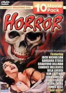 Horror 10 Movie Pack Movie