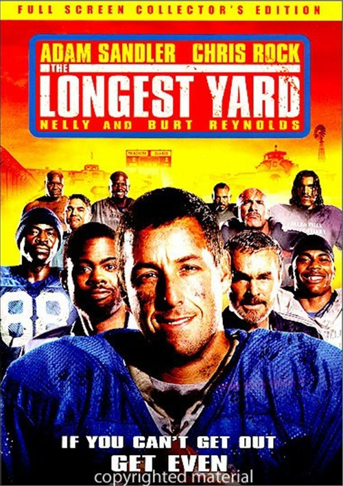 Longest Yard, The (2005) (Fullscreen) Movie