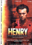 Henry: Portrait of a Serial Killer (20th Anniversary Edition) Movie