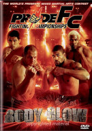 Pride FC: Body Blow Movie