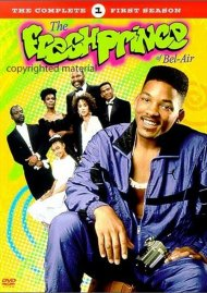 Fresh Prince Of Bel-Air, The: The Complete First Two Seasons Movie