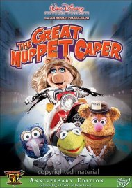 Great Muppet Caper, The (50th Anniversary Edition) Movie