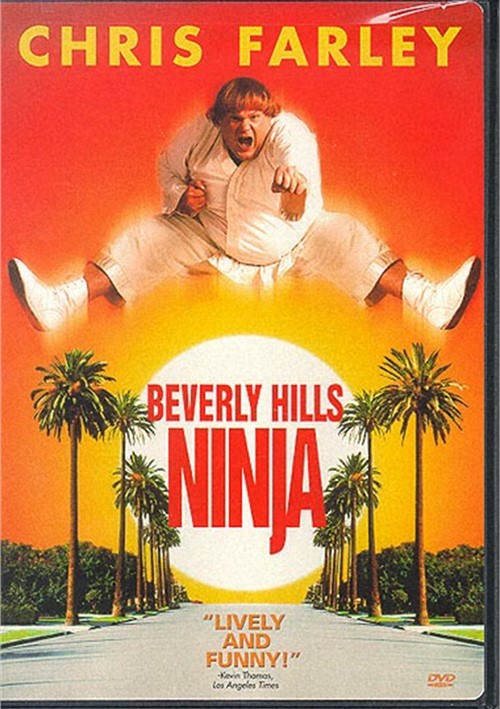 Beverly Hills Ninja Movie