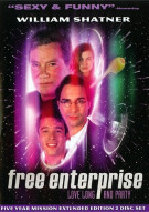 Free Enterprise: Five Year Mission Extended Edition 2-Disc Set Movie