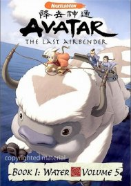 Avatar Book 1: Water - Volume 5 Movie