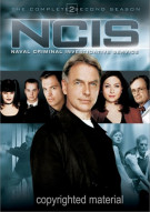 NCIS: The Complete Second Season Movie