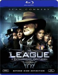 League Of Extraordinary Gentlemen, The Blu-ray