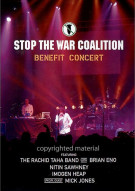 Stop The War Coalition Benefit Concert Movie