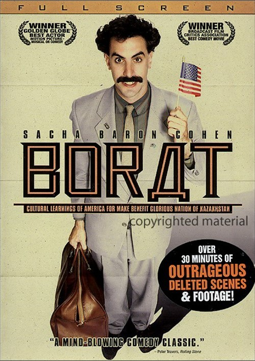 Borat (Fullscreen) Movie