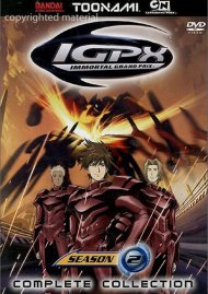 IGPX: Season 2 - Toonami Edition Movie