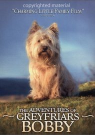 Adventures Of Greyfriars Bobby, The Movie