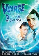 Voyage To The Bottom Of The Sea: Season 3 - Volume 2 Movie