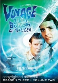 Voyage To The Bottom Of The Sea: Season 3 - Volume 2 Movie