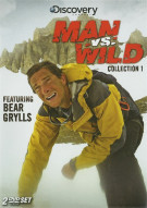 Man Vs. Wild: Collection 1 Movie