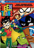 Teen Titans: The Complete Fourth Season Movie