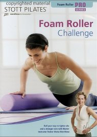 Stott Pilates: Foam Roller Challenge Movie