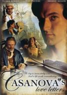 Casanovas Love Letters Movie