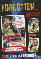 Forgotten Noir: Volume 7 Movie