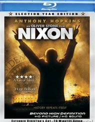 Nixon: Election Year Edition - Extended Directors Cut Blu-ray