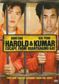 Harold & Kumar Escape From Guantanamo Bay Movie