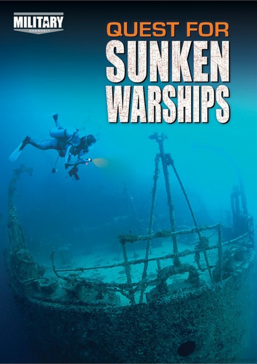 Quest For Sunken Warships Movie