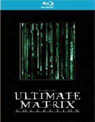 Ultimate Matrix Collection, The Blu-ray