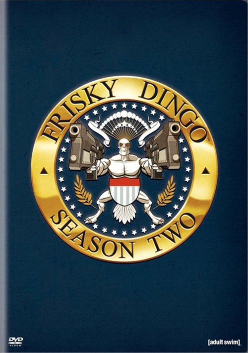 Frisky Dingo: Season Two Movie