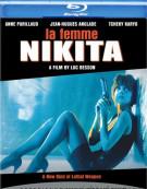 La Femme Nikita Blu-ray