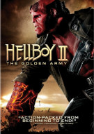 Hellboy II: The Golden Army (Widescreen) Movie