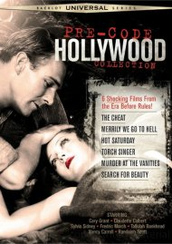 Pre-Code Hollywood Collection Movie