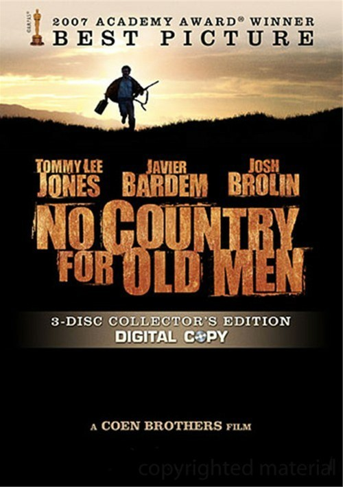 No Country For Old Men: 3 Disc Collectors Edition Movie