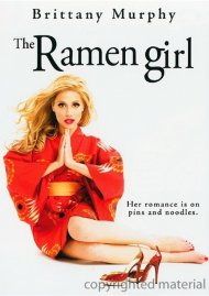 Ramen Girl, The Movie